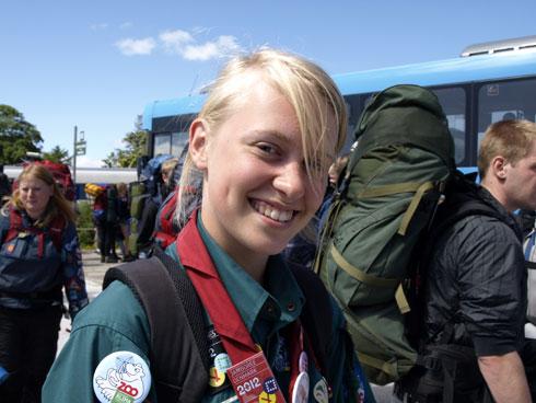 Anine nomineret til ungleder prisen